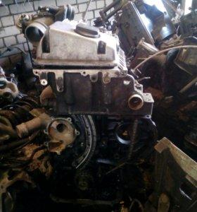 Mersedes-Benz, двигатель дизельный 2.5л, М605