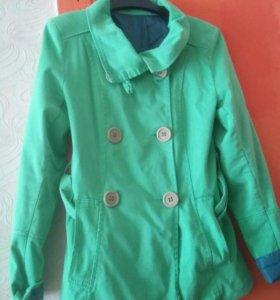 Тренч пиджак куртка