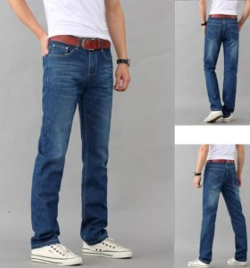 Мужские джинсы, р-р 32-38, новые!