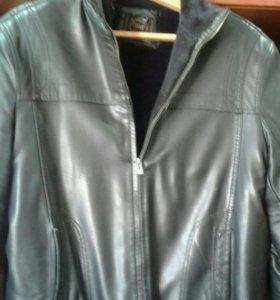 Куртка подклад на меху