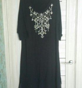 Платье новое. 56-58 размер