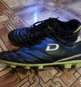 Бутсы футбольные Demix Armando, размер 38-39