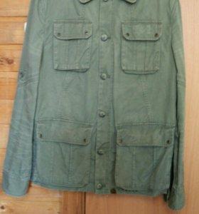 Куртка милитари р.46-48