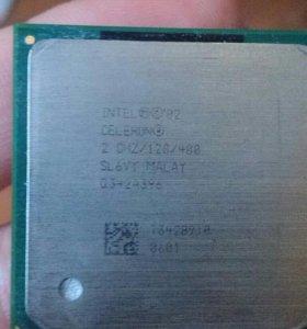Процессор Celeron сокет 478