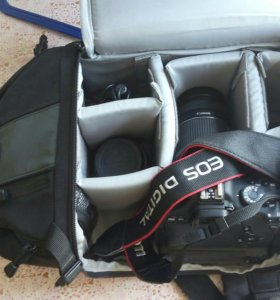 Canon 600d+много всего