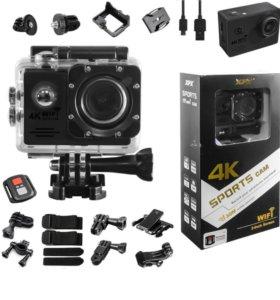 Экшен камера 80G черный XPX