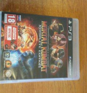 Mortal Kombat komplete ps3