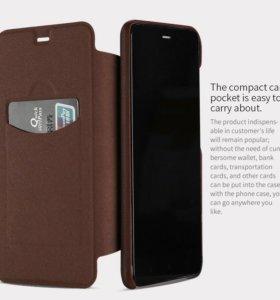 Чехол Xiaomi Redmi NOTE 3 pro SE + стекло