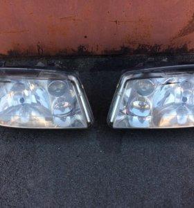 Передние фары Volkswagen Bora/Golf4