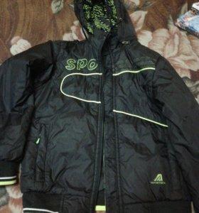 Куртка демизезон
