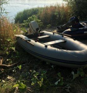 Лодка ПВХ Фрегат 280