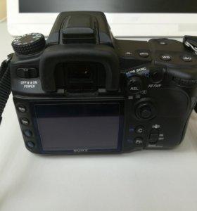 Фотоаппарат Sony alpha 700
