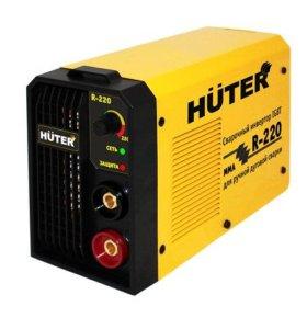 Инверторные сварочные аппараты Huter