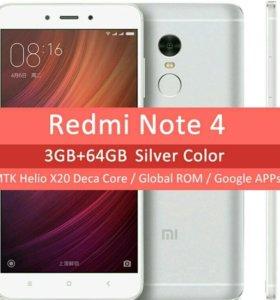 Xiaomi Redmi Note 4 Pro 3x64Gb