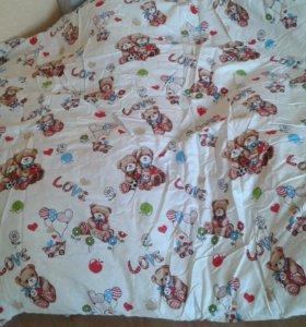 Продам новое  одеялко