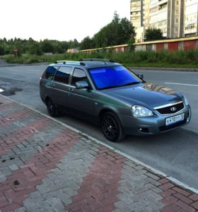 Lada Priora 2011