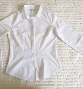 Блузка рубашка 44-46