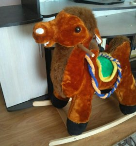 "Качалка-верблюд""Вася"""