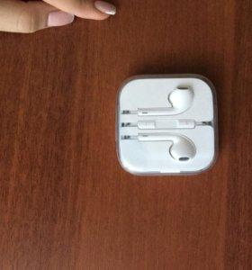 Наушники от Айфона 6s