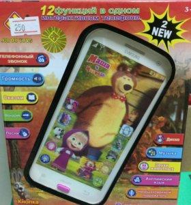 Интерактивный телефон 12 в 1