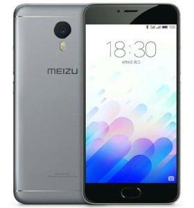 Meizu m3 note (черный)