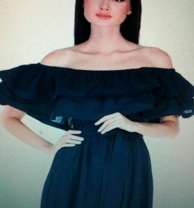 Новое платье 54-56раз.