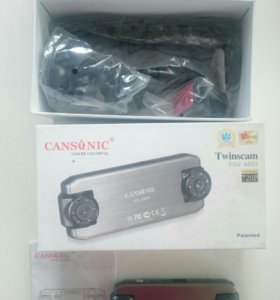 Новый Видеорегистратор Cansonic FDV-606S