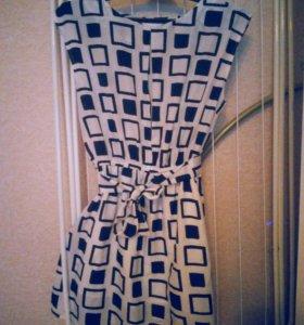 Платье летнее , коротенькое