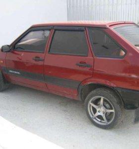ВАЗ 21093 Хэтчбек 2006