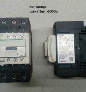 Контактор Everlink 3P AC3 440В 40A катушка 24В DC