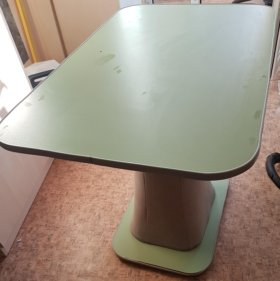 Стеллаж, шкаф и стол