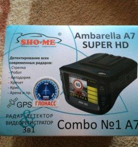 SHO-ME Combo - 1 A7