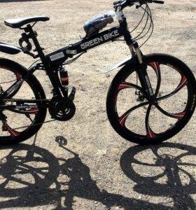 Велосипед Audi