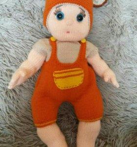 Кукла ручной работы 42см