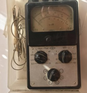 Измеритель тока, напряжения