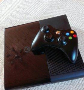 XBOX 360+Kinect+5 игр