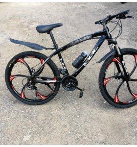 Велосипед Новый на литых дисках BikeMANWant