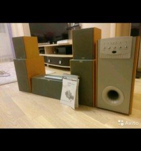 Мультимедийная акустическая система Sven ihooMТ5.1