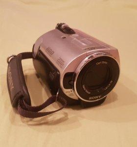 камера Sony DCR-SR42