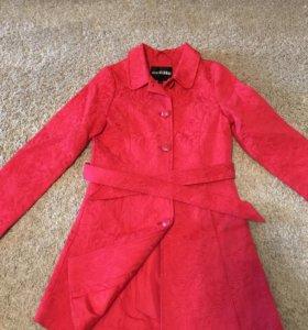 Пальто для девочки Acoola