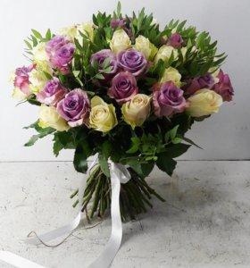 Букет 61 роза