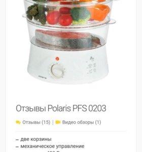 Пароварка Polaris 0203