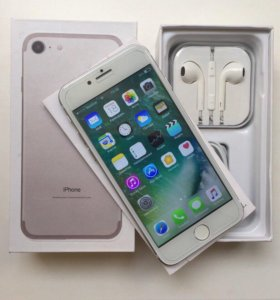iPhone 7 128gb Silver Вьетнам