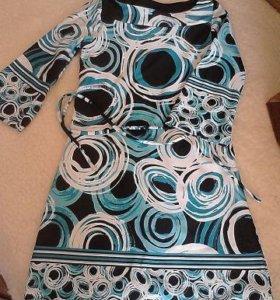 Платье на 7-8 лет...