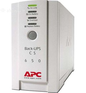 Блок бесперебойного питания APS-650 новый