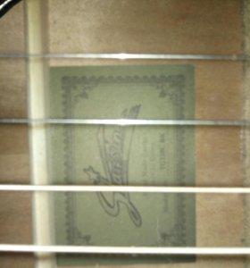 Гитара профессиональная ручной сборки [Hande made]