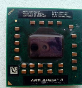 AMD Athlon II Dual-Core Mobile P320