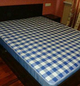 Кровать 160 с подъемным механизмом Аделия венге