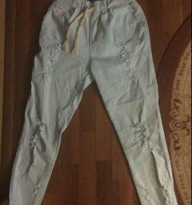 Летние штаны(джинсы)