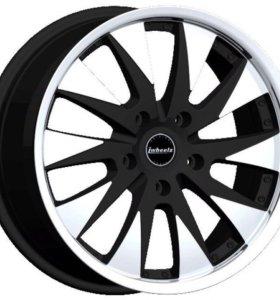 Новые диски 18 радиуса без дефекта